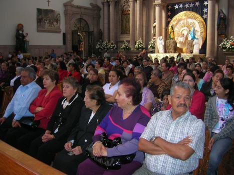 El obispo piedadense Suárez Cázares la presidió