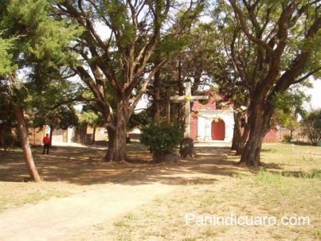 Sitio de Aguanuato, municipio de Panindicuaro