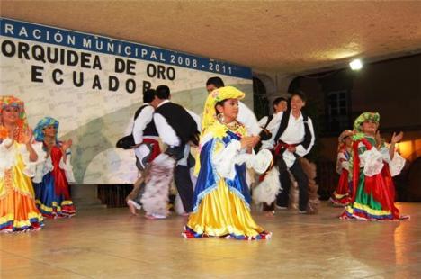 Ballet de Ecuador Orquídea de Oro 4