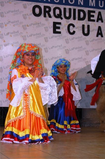 Ballet de Ecuador Orquídea de Oro 5
