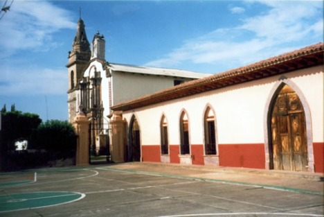 Penjamillo, curato y templo parroquial restaurados