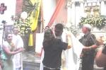 CANTAMISA-Beso de agradecimiento después de la bendición