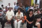 CANTAMISA-El Sr Alfredo Barragán y familiares