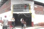 CANTAMISA-Entrada del Salón La Huerta