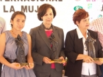 Margarita Mendoza López, Ana María Gloria López Reyes, Valeria Berber