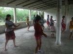 Mujeres de La Piedad. Clases de hawaiano, 13