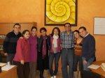 Mujeres de La Piedad. Ligia López, 2. En el cumpleaños de Gaby