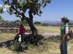 Mujeres de La Piedad. Ligia López. Mesa de Acuitzio, 12