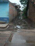 Ario de Rayón. Otra vista del callejon 10 de Mayo