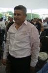 Firma de conveni 36 . Arturo Torres Santos entre el público