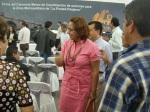 Firma de convenio, 15.  Luisa María Calderón Hinojosa, invitada al acto