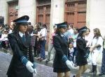 Desfile, 107