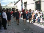 Desfile, 117