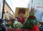 Desfile, las soberanas