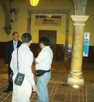 El 11 de noche, 19. Alcalde Guzmán Romero, bajo el edificio. Se apuntalará el portal y posteriormente se cambiarán las vigas