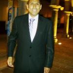 El 10 de noche, 20. eL alcalde Ricardo Guzmán Romero, supervisa