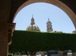 La Piedad.  Cielo, torres, jardín arco, portal. 2. Foto smc