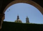 La Piedad. La vida que se afirma. Palomas y templo, 5. Foto smc