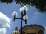 La Piedad. Nube, torre, lámpara, paloma, 12. Foto smc