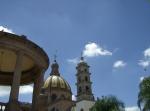 La Piedad. Nube, torre, lámpara, paloma, 3. Foto smc