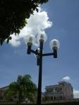 La Piedad. Nube, torre, lámpara, paloma, 8. Foto smc
