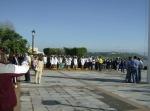 La Plaza de la Bandera, en El Mirador