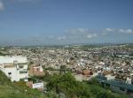 Panorama, rumbo al  Poniente de La Piedad, desde El Mirador