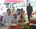 En la boda de Patricia y Jorge, 53