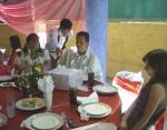 En la boda de Patricia y Jorge, 24
