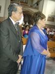 En la boda de Patricia y Jorge, 3, Cata y Abel, papás del novio