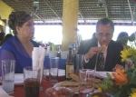 En la boda de Patricia y Jorge, 32