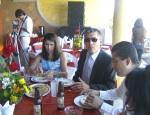 En la boda de Patricia y Jorge, 43
