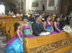 En la boda de Patricia y Jorge, 5,
