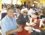 En la boda de Patricia y Jorge, 54