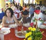 En la boda de Patricia y Jorge, 57