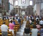 En la boda de Patricia y Jorge, 8, otro aspecto del templo