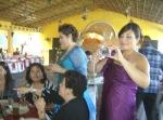 En la boda de Patricia y Jorge, 80