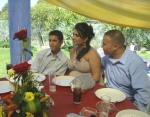 En la boda de Patricia y Jorge, 91