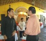 En la boda de Patricia y Jorge, 37. Emmanuel y Miguel Martínez Campos