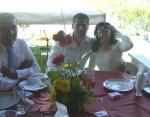 En la bvoda de Patricia y Jorege, 95