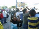 Fiesta en I nfonavit, lucha libre 39