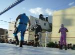Fiesta en I nfonavitr, lucha libre 38