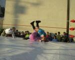 Fiesta en Infonavirt, lucha libre 35