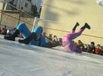 Fiesta en Infonavit, lucha libre 13