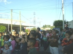 Fiesta en Infonavit, lucha libre 17