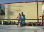Fiesta en Infonavit, lucha libre 19