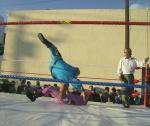 Fiesta en Infonavit, lucha libre 20