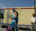 Fiesta en Infonavit, lucha libre 23