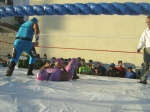 Fiesta en Infonavit, lucha libre 24