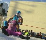 Fiesta en Infonavit, lucha libre 25